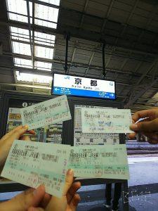 青春18きっぷ 東北1周の旅 娘からの報告