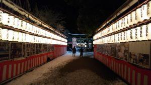 越中一宮 高瀬神社でお参り 例年通りのスタンスで新たな始まり・・・
