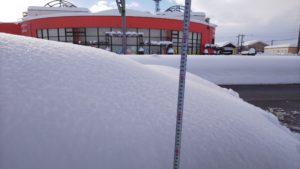 富山県内の豪雪も小康状態  久しぶりの太陽☀にほっと一息!!