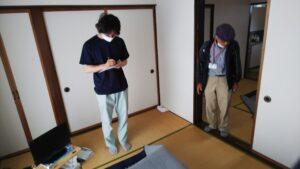 「畳」の概念を改めて学ぶ。今まで知らなかった事を教わる☆彡㈱さくら畳編
