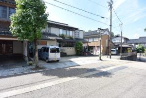 「鮨の寿司恵」庭園が見えるカウンター!!南砺市城端