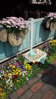 春の観光シーズンです。