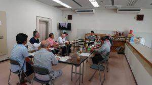 柳瀬空き家を考える会が開催された 「第1回」